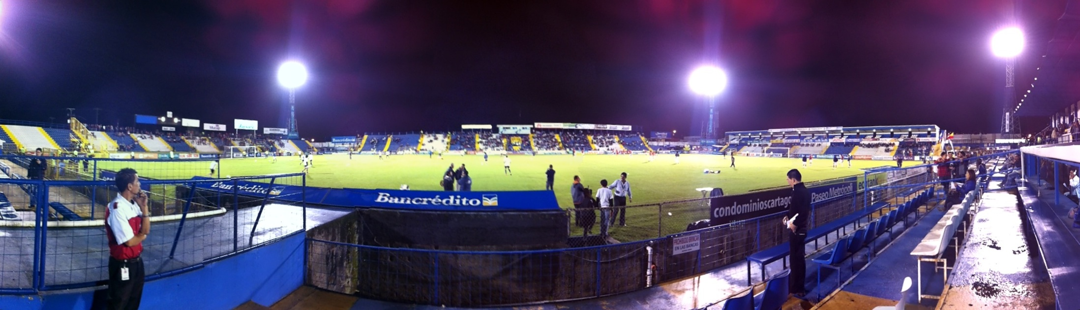 Estadio Fello Meza
