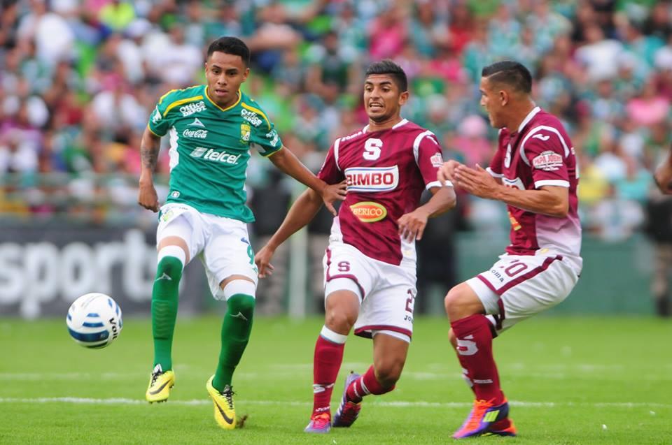 Saprissa inició su pretemporada en México con una caída. Foto: tomada del Facebook del Club León