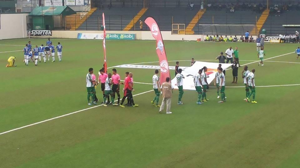 """Pocos aficionados se hicieron presentes al Juan Gobán en la derrota de """"La Tromba del Caribe""""."""