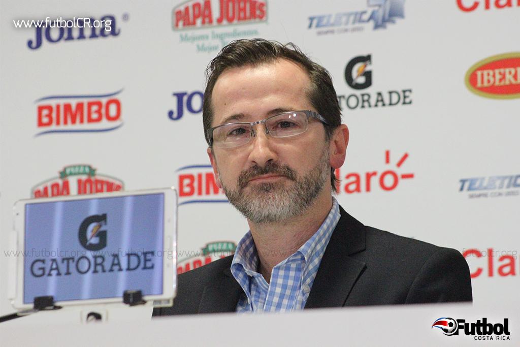 Juan Carlos Rojas destacó el gran apoyo que ha tenido el equipo en la gran final luego del partido de ida el domingo anterior.