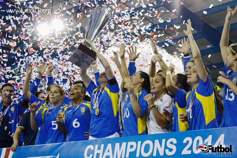 Las brasileñas estuvieron a un minuto de perder el titulo, pero Amanda Lyssa De Oliveira con su gol no lo permitió.