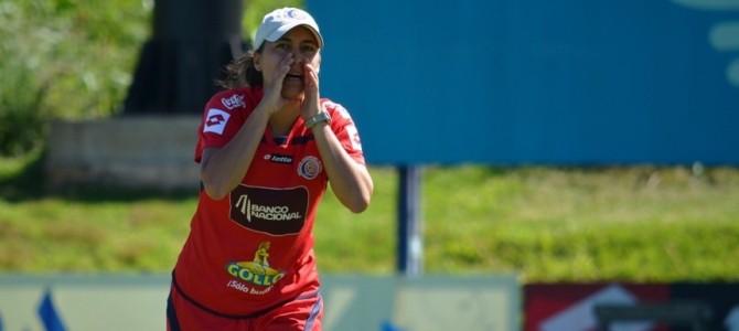 Amelia Valverde será la estratega en el Mundial Canadá 2015. Foto: Fedefutbol