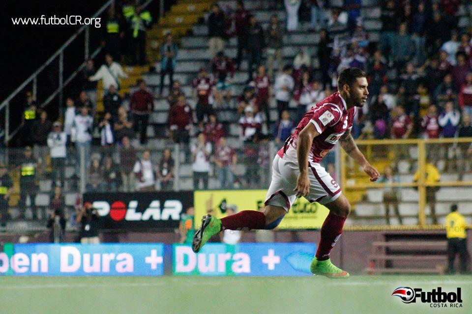 Con Ramírez será el segundo costarricense que jugará para este equipo después de Yeltsin Tejeda.