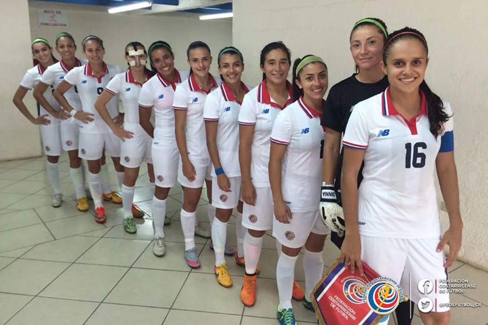 180 minutos bastaron para lograr una clasificación que al principio parecía complicada para la femenina. Foto: Prensa Fedefutbol