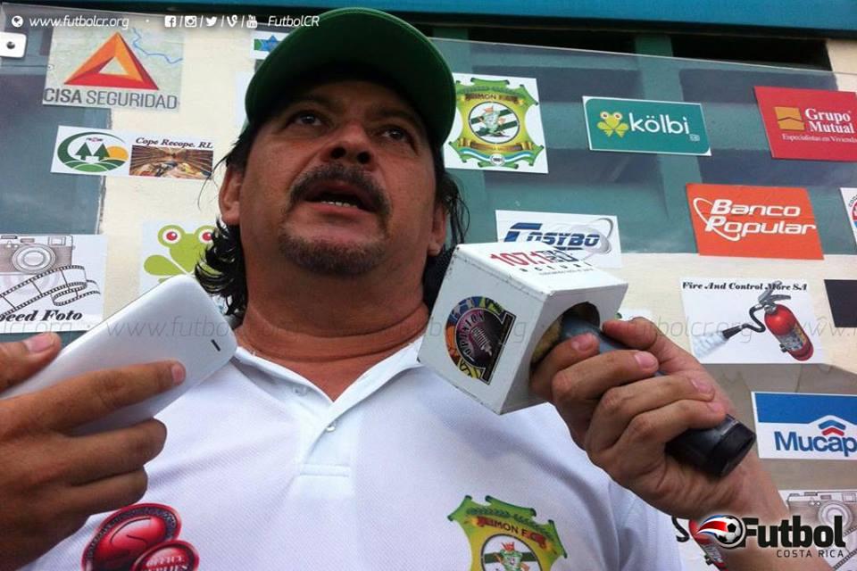 El técnico caribeño no se guardó nada y fue claro en conferencia de prensa. Foto: Steban Castro. Archivo.