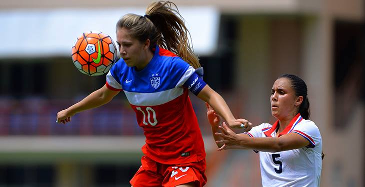 Se mejoraron varias coas dentro de la cancha, pero no fue suficiente para sacar el partido. Foto: CONCACAF.com