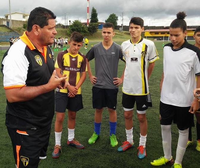 Nuevo reto. Torres buscará el regreso a la primera a los lecheros. Foto: Prensa Club Sport Uruguay.