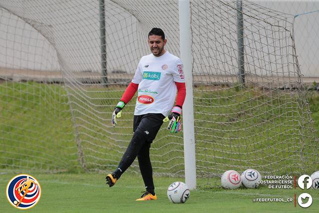 Merecido. Moreira es considerado el mejor portero del Campeonato y su llamado es justo. Foto: Prensa Fedefutbol