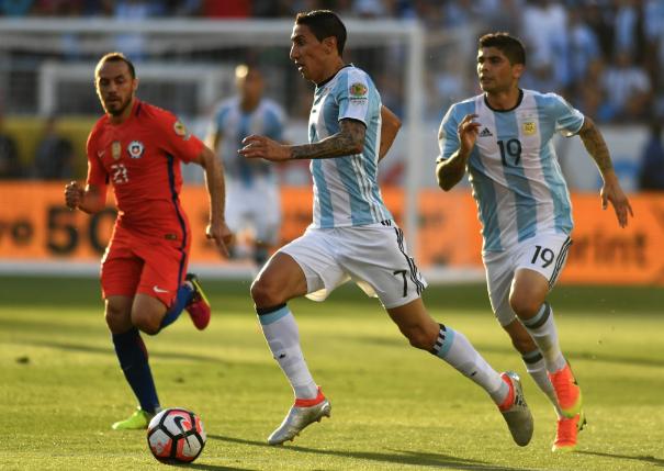 La Albiceleste tuvo para hacer más goles y no resintieron la ausencia de Messi. Foto: Conmebol
