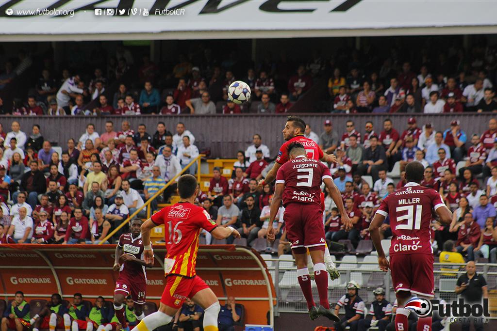 Saprissa y Herediano jugaron por última vez en 'la Cueva' el pasado 8 de agosto. Foto: Archivo