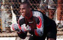 Hoy 1° de Noviembre se cumplen 14 años del fallecimiento de Lester Morgan, quien en vida fue portero de la ADG y Herediano así como de la Selección Nacional. Foto: CSH ARCHIVO
